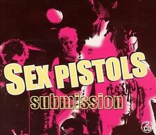 Sex Pistols Sid Vicious Submission Live CD x 2 *SEALED* Bill Grundy