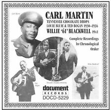Complete Works, Vol. 1 by Carl Martin (CD, Apr-1994, Document (USA))