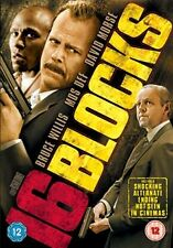 16 BLOCKS - DVD - REGION 2 UK