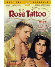 The Rose Tattoo (1955) DVD (Sealed) ~ Burt Lancaster