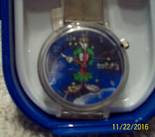 Looney Toons ~MARVIN THE MARTIAN~ Collectors  Watch