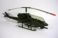 GI JOE DRAGONFLY Vintage Action Figure Vehicle Helicopter COMPLETE & WORKS 1983