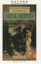 Oxford Quick Reference: The Concise Oxford Dictionary of Art and Artists (1996,…
