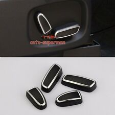 Chrome Seat Adjust button Switch Cover Discovery 4 land Range rover sport EVOQUE