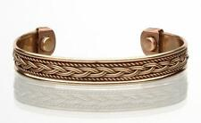 PURE COPPER MAGNETIC BRACELET mens womens STYLE#G  jewelry health magnets energy