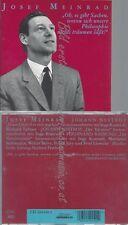 CD--DER VERSCHWENDER / JOSEF MEINRAD -- -- DER TALISMANN