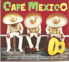 CAFE MEXICO - 2 CD BOX SET - LA BAMBA & MANY MORE