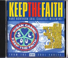 Keep The Faith - Best of/Rare Northern Soul Classics CD Joey Dee/Tina Britt/60s