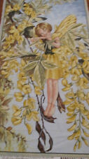 Fabric panel - Sunshine Flower Fairy