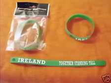 "IRISH REPUBLICAN WRISTBANDS, ""IRELAND TOGETHER STANDING TALL""  NEW RELEASE"