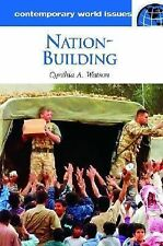 Nation-Building: A Reference Handbook (Contemporary World Issues), pWatson/p, pC