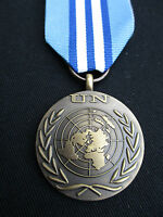 BRITISH ARMY,PARA,SAS,RAF,RM,SBS - UN Military Medal & Ribbon SUDAN 2005 - 2011