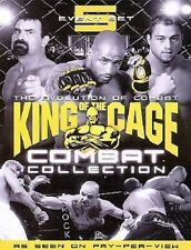 KING OF THE CAGE COMBAT NEW 5 DVD SET MMA KOTC UFC PRIDE BELLATOR DON FRYE FABER
