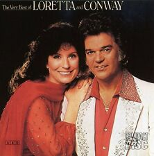 Very Best Of Loretta & Co - Twitty/Lynn (1990, CD NEUF)