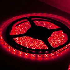 5M 300LEDs SMD 3528 Red Flexible LED Strip Lights Only  Home Xmas Car Decoration