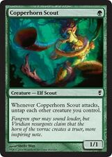 4x Esploratrice dal Corno Ramato - Copperhorn Scout MAGIC CNS Conspiracy English