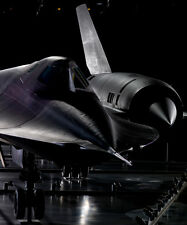 SR-71 BLACKBIRD SUPERSONIC JET POSTER STYLE E 36x30 HIGH RES