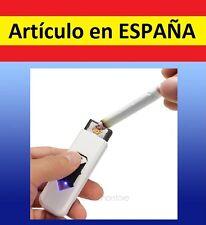 MECHERO SIN GAS recargable USB para cigarros fumar encendedor fuego electronico