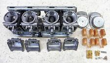 1984 Honda CB700SC CB700 Nighthawk S H1353' carburetors carbs set #2