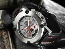 DETOMASO MONTEROSSO MENS SPORTS WATCH CHRONOGRAPH STAINLESS STEEL NEW (30)