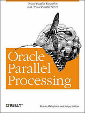 Oracle Parallel Processing,ACCEPTABLE Book
