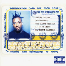 Ol Dirty Bastard RETURN TO THE 36 CHAMBERS Dirty Version +2 BONUS SONGS New CD