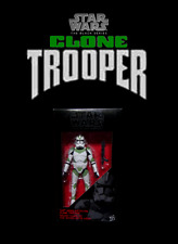 Star Wars Black Series Exclusive: 442nd Siege Battalion Clone Trooper Green Figs
