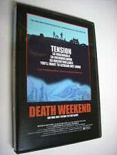 DEATH WEEKEND aka THE HOUSE BY THE LAKE; 1976 Don Stroud DVD