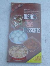 DISHES DESSERTS Book India