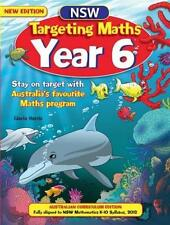 NEW NSW Targeting Maths Student Book : Year 6 By Katy Pike Paperback