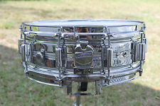 "Vintage early 70's Rogers Dynasonic C.O.B. 5""x14""  snare drum"