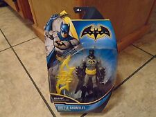 2012 MATTEL--BATMAN--BATTLE GAUNTLET BATMAN FIGURE (NEW)