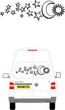 642-Camper Van gráficos, Motor Home Vinilo gráficos Kit, Calcomanías / Stickers.