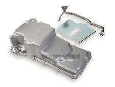 Holley 302-2 LS Engine Swap Oil Pan LS1 LSx LS2 Camaro Nova front clearance  LS6