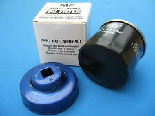 SUZUKI GSF600 BANDIT  OIL FILTER & OIL FILTER WRENCH TOOL  1995 - 2004