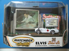 MATCHBOX ELVIS PRESLEY DRIVE IN COLLECTION, 1965 SHELBY COBRA FACTORY SEALED