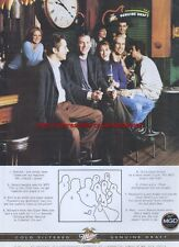 Miller Genuine Draft Beer1997 Magazine Advert #2283