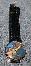 NICE DISNEY QUARTZ BEAUTY AND THE BEAST WATCH LIMITED EDITION