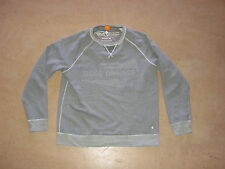 HUGO BOSS men's jersey sweater pullover jumper XXL (XL) shirt orange label