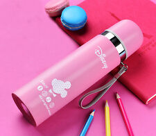 Mickey Mouse Stainless Steel Thermos Flask for Kids Insulated Water Bottle Mug