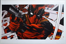 DEADPOOL PRINT 12 x 18 Marvel