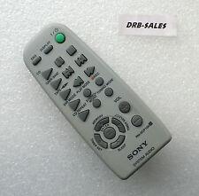 Original Sony DCP100 HCDCP 100 Control Remoto RM-SCP100 - Envío rápido