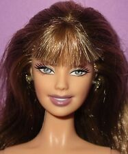 Barbie Model Muse Collector Brunette Juicy Couture Generation Girl Head Doll