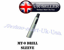 MT 0 Arbor Spindle Morse Taper Adapter Reducing Drill Sleeve @ UK