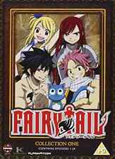 Fairy Tail: Collection 1  DVD NEW