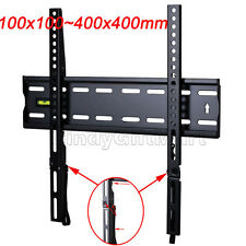 "Flat TV Wall Mount for VIZIO Samsung Sharp LG 32"" 39 40 42 47 50 55"" LED LCD 1RX"