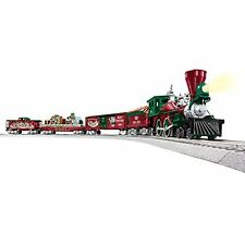 Lionel 682716 Mickey's Holiday To Remember Disney Christmas Train Set 40 X 60...