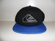 "Quiksilver Men's Trucker Hat ""Snapper"" - BNE0 - One Size - NWT"