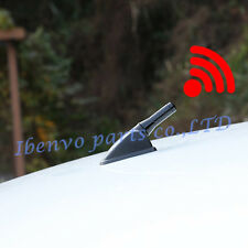 Car Signal Black 36mm Amplifier Amp Aerial FM AM Roof Radio Antenna Accessories