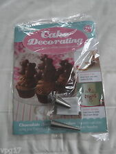 DeAGOSTINI CAKE DECORATING MAGAZINE CUPCAKE FILLER LARGE FLOWER NOZZLE No 70 NEW